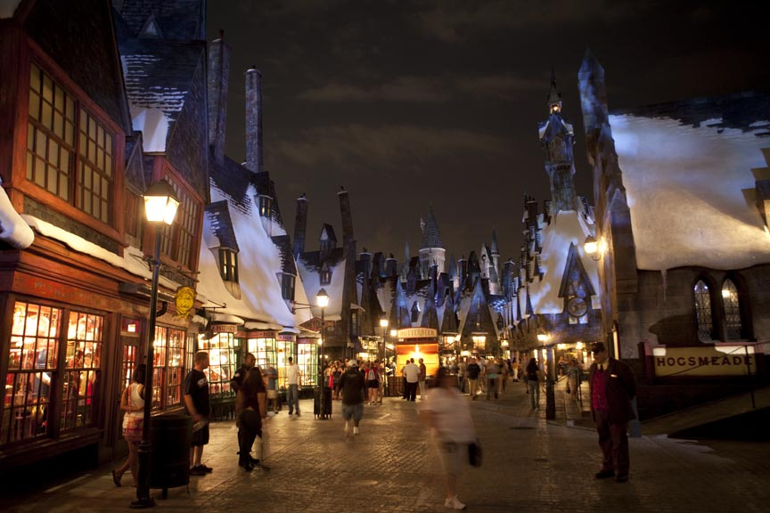 harry potter world. World of Harry Potter at