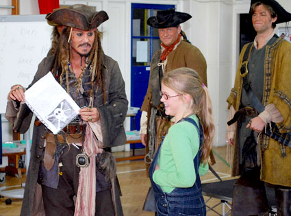 johnny depp pirates of the caribbean costume. Pirates of the Caribbean