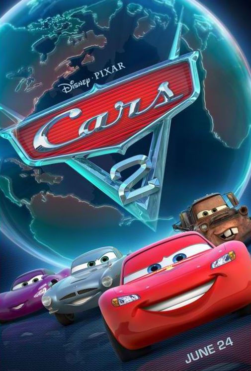 pixar cars 2 posters. Disney-Pixar#39;s #39;Cars 2′ New
