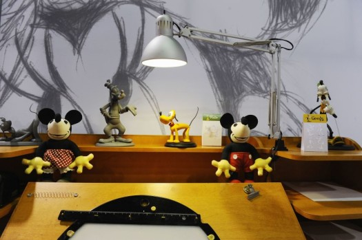 D23expo-animators-desk