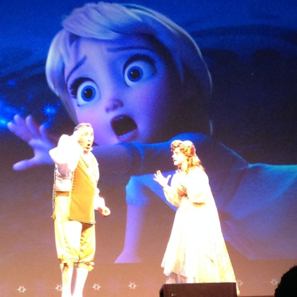 Frozen Summer Fun Live42