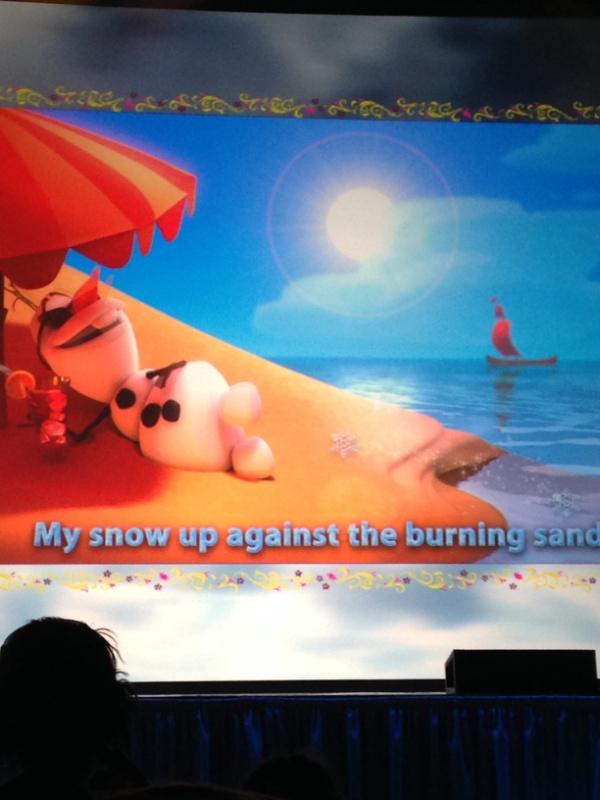 Frozen Summer Fun Live56
