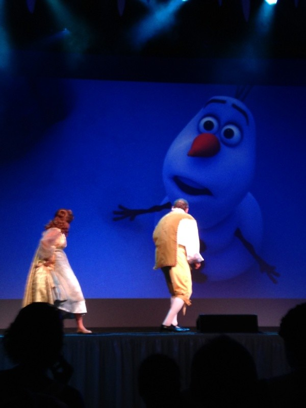 Frozen Summer Fun Live57