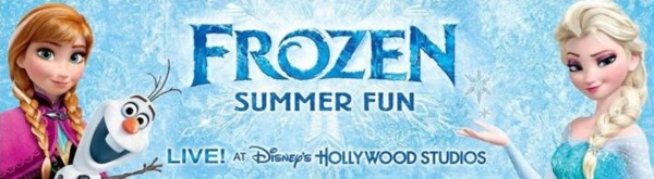 Frozen summer fun2