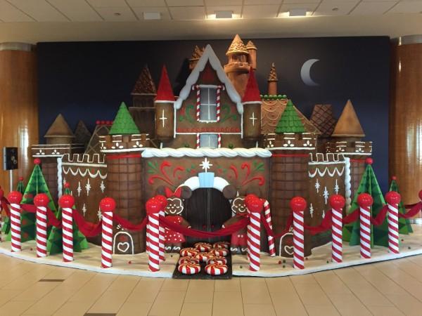 Disneyland Christmas Day 201415