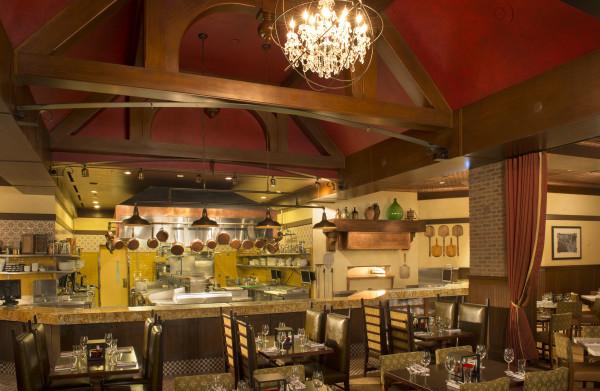 Trattoria al Forno Brings the Italian Countryside to Disney's BoardWalk