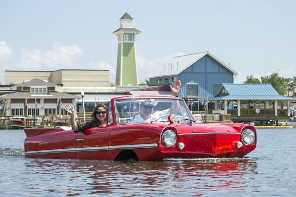 water taxi the boathouse disney springs