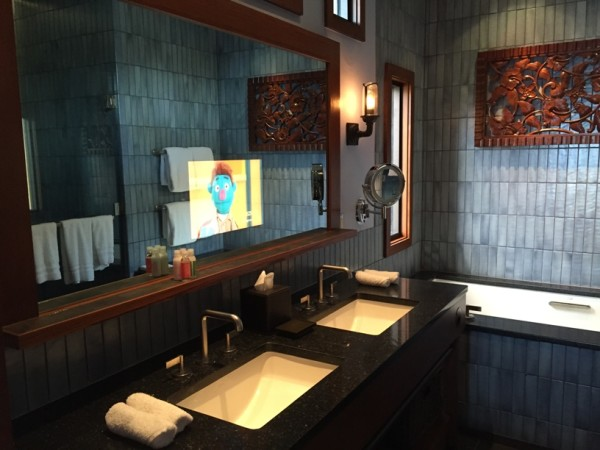 Disney Vacation Club Polynesian Bungalow (20)