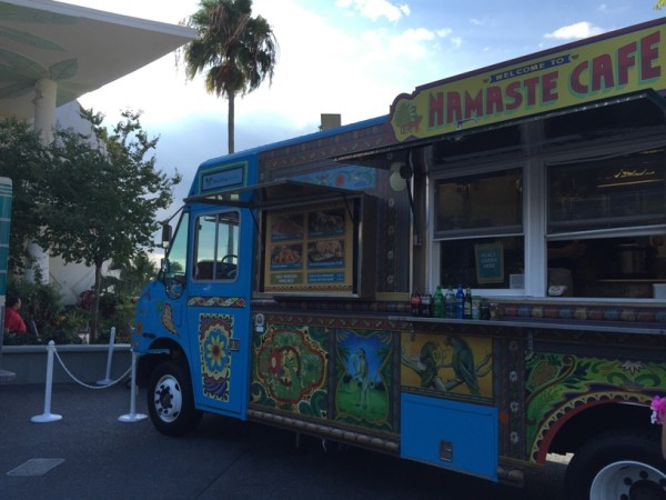 Walt Disney World Food Truck (1)