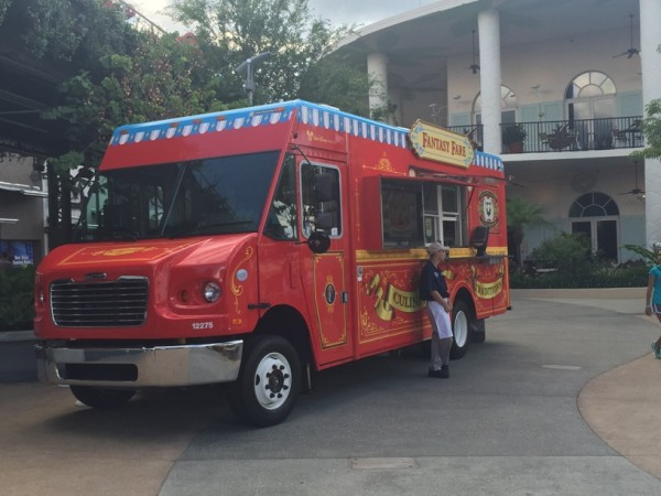 Walt Disney World Food Trucks (1)
