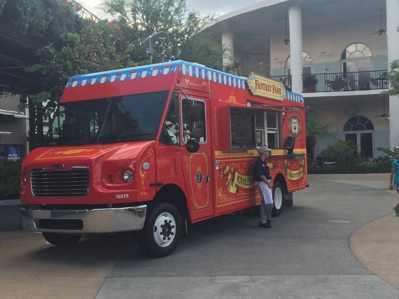 Walt Disney World Food Trucks (1)