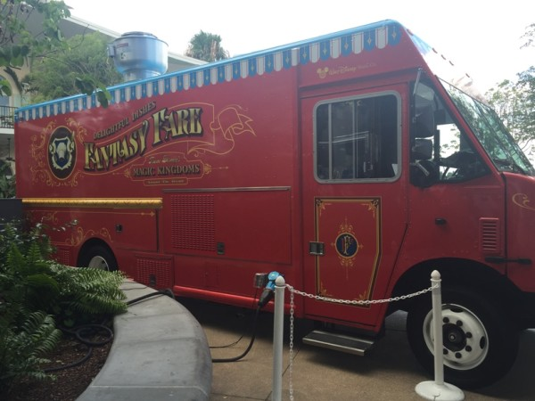Walt Disney World Food Trucks (2)