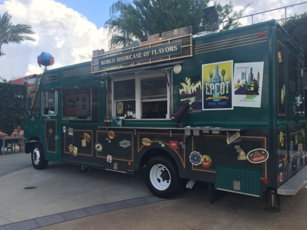 Walt Disney World Food Trucks (5)