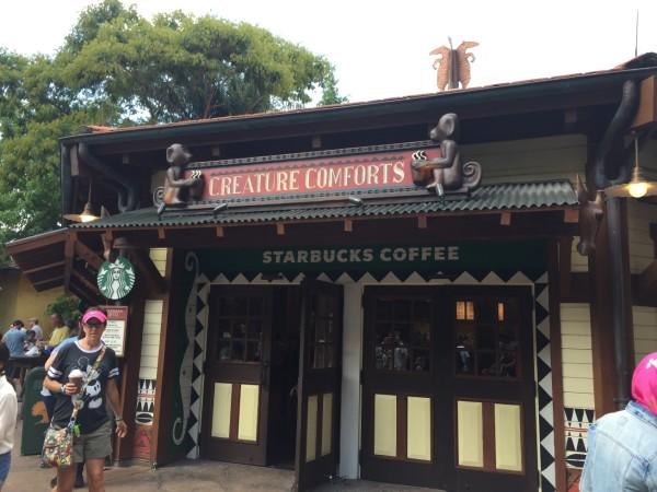 Disney's Animal Kingdom Starbucks (11)