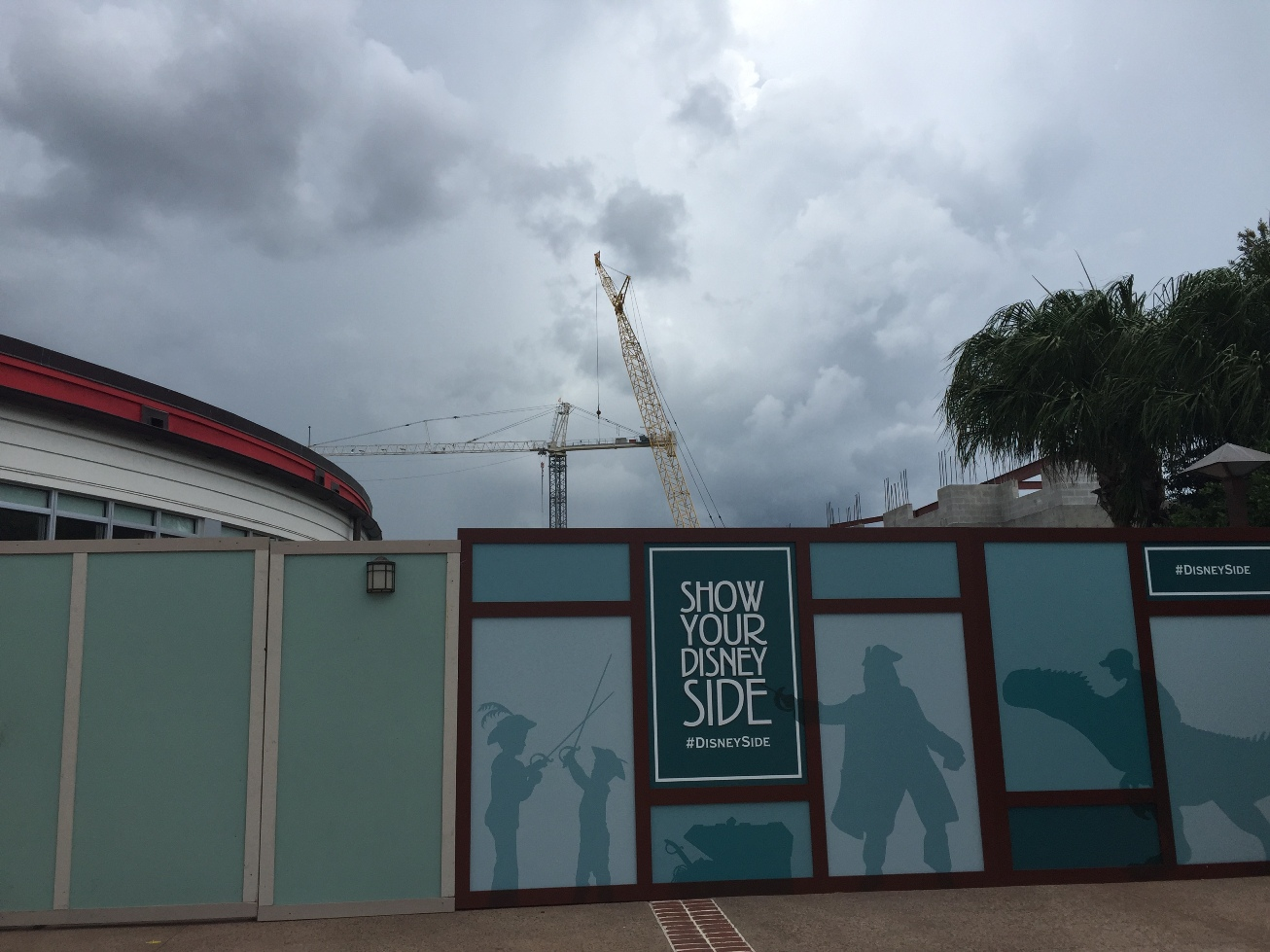 Downtown Disney Construction (8)