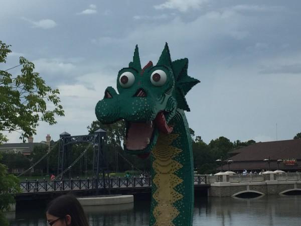 Photos – Life size Lego Figures at Downtown Disney   WDW Daily News