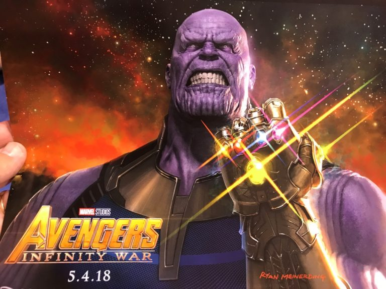 Avengers: Infinity War' Casting Call May Reveal New Villain