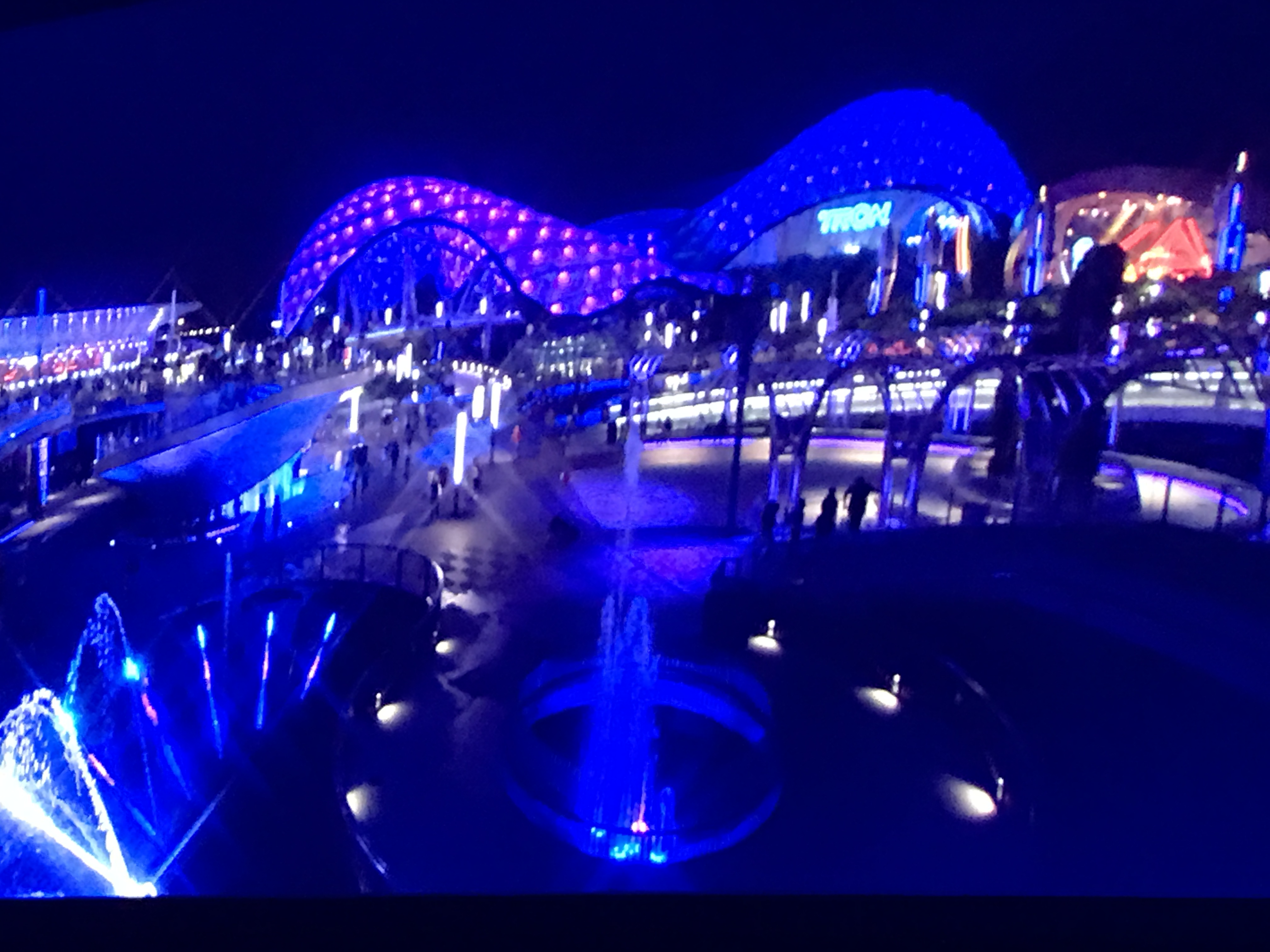 Tron Attraction | WDW Daily News